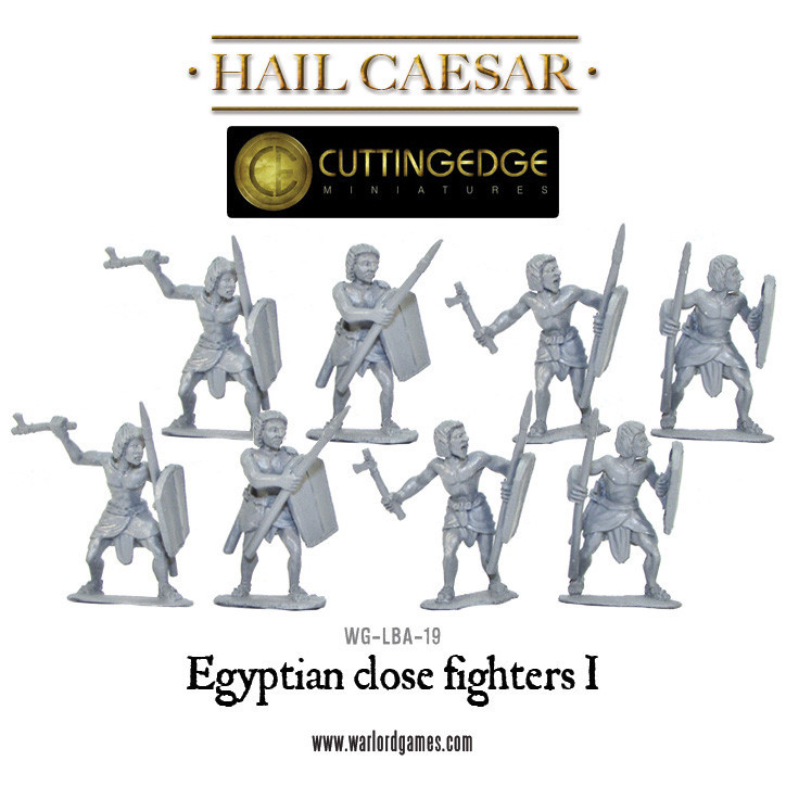 Egyptian Close Fighters
