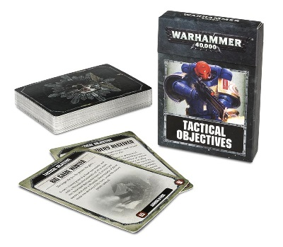 Tactical Objective Cards (Dark Imperium)