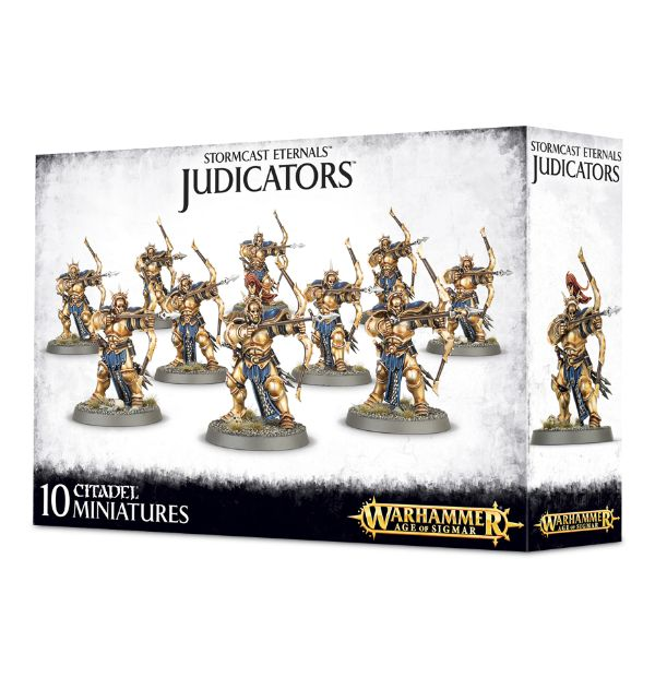 Stormcast Eternal Judicators