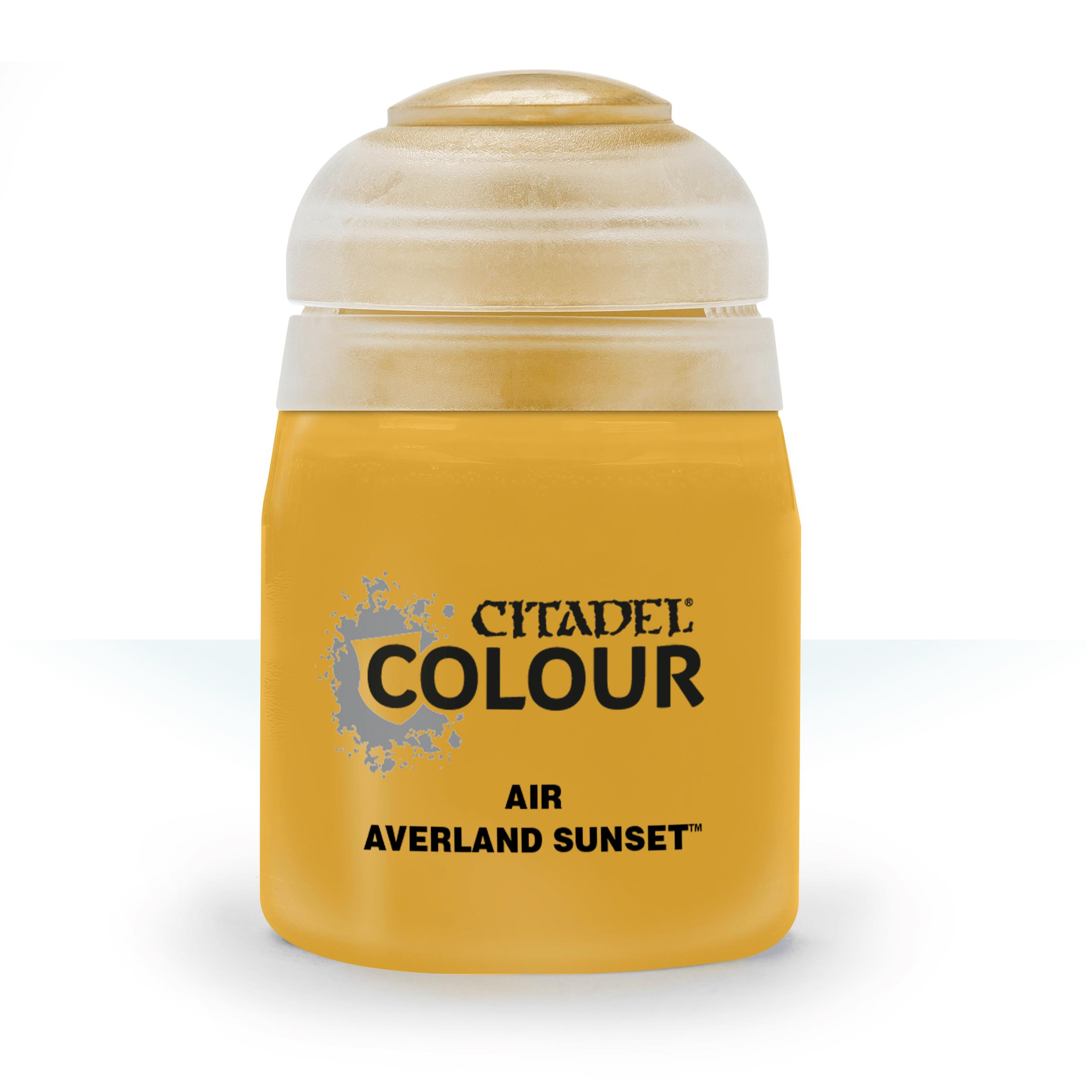 Air: Averland Sunset