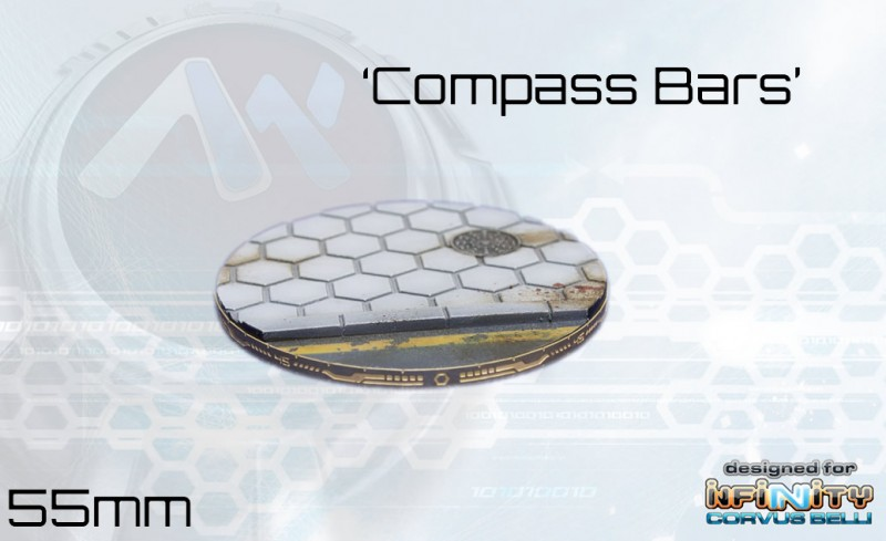 Compass Bars for 55mm  (3rd Ed)