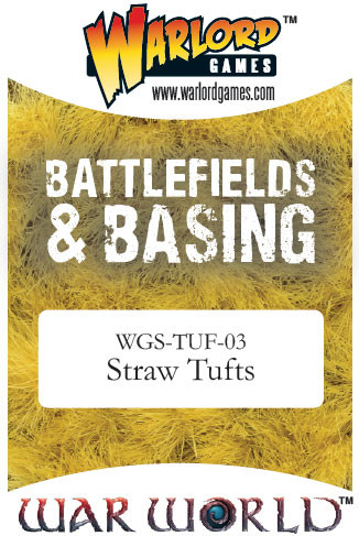 Warlord Straw Tufts