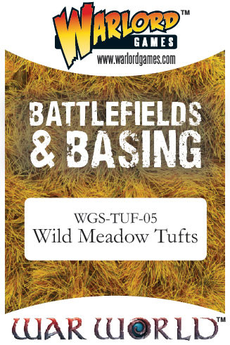 Warlord Wild Meadow Tufts
